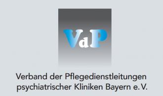 Verband der Pflegedienstleitungen psychatrischer Kliniken Bayern e.V - Logo